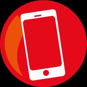 telefoon smartphone accu batterij PowerBoozt